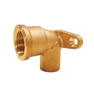 銅管用座付き水栓エルボ <GZEF>