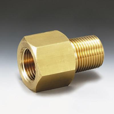 黄銅製(G×G) (圧力計ソケット) <OJ>